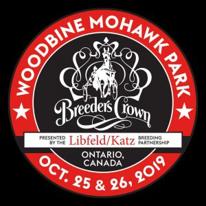 MOHAWK WOODBINE PARK - BREEDERS CROWN - 2YO Filly - Pace - FINAL
