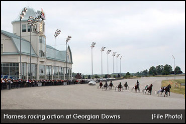 """Featured image for """"Racing Returns To Georgian Downs"""""""