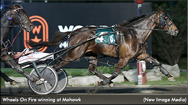 """Featured image for """"Wheels On Fire Wins Mohawk Preferred"""""""