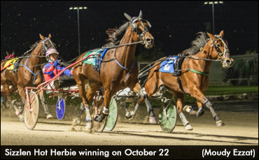 """Featured image for """"'Herbie' Sizzling Hot At The Raceway"""""""
